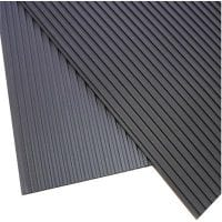 Ribbed PVC Runner Matting